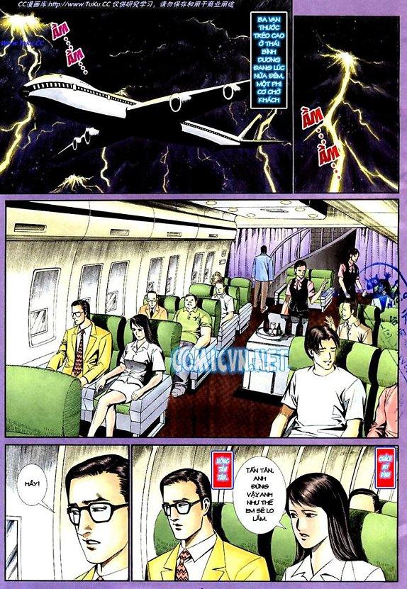 Âm Dương Lộ chap 14 - Trang 2