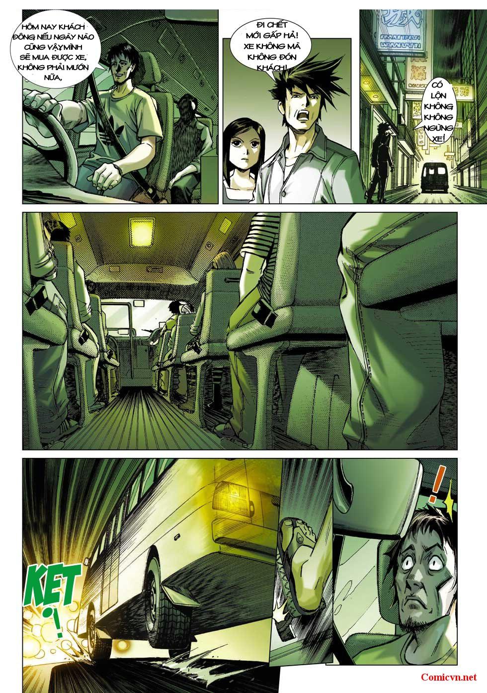 Âm Dương Lộ chap 7 - Trang 3