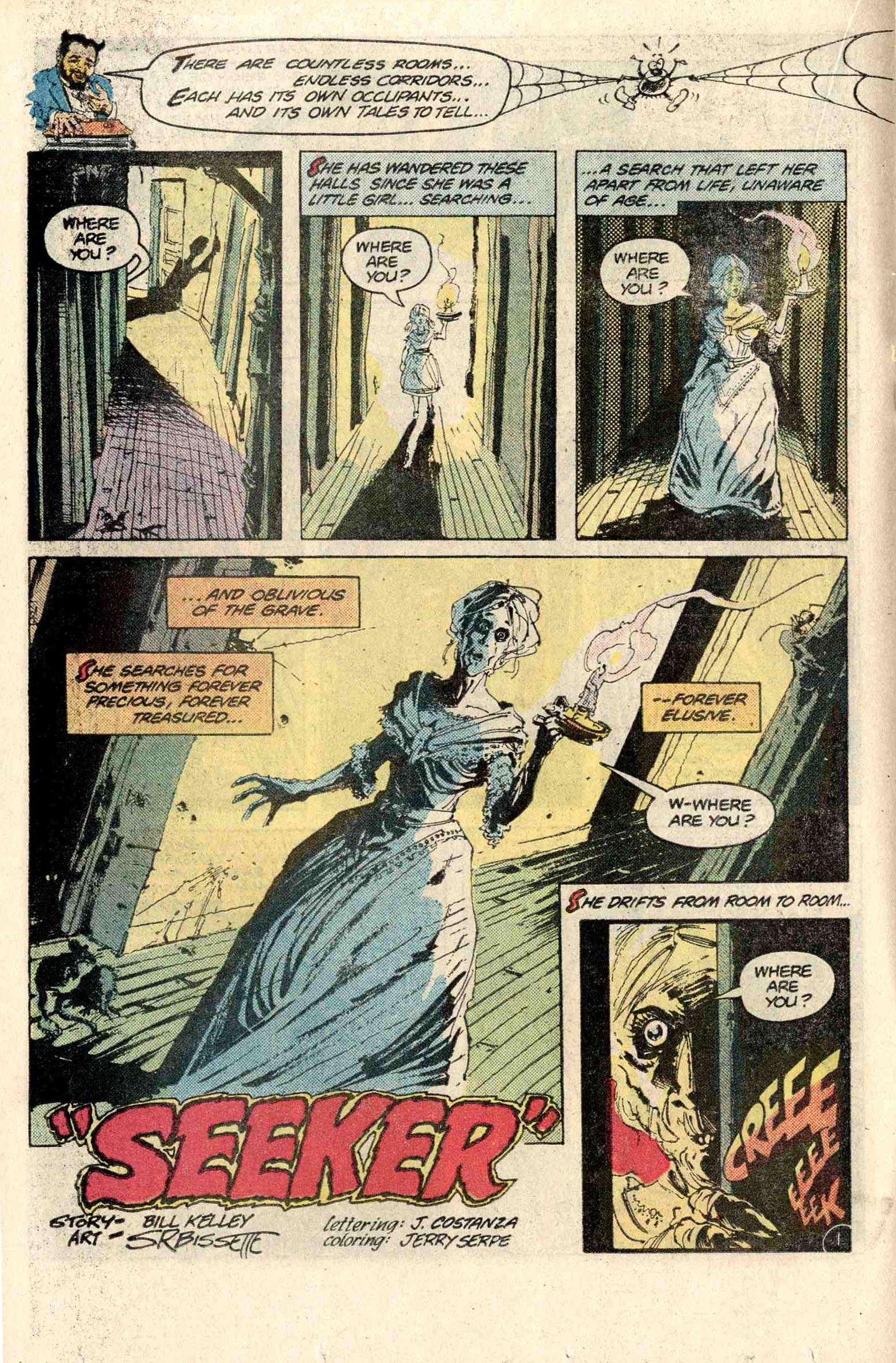 Read online Secrets of Haunted House comic -  Issue #46 - 18