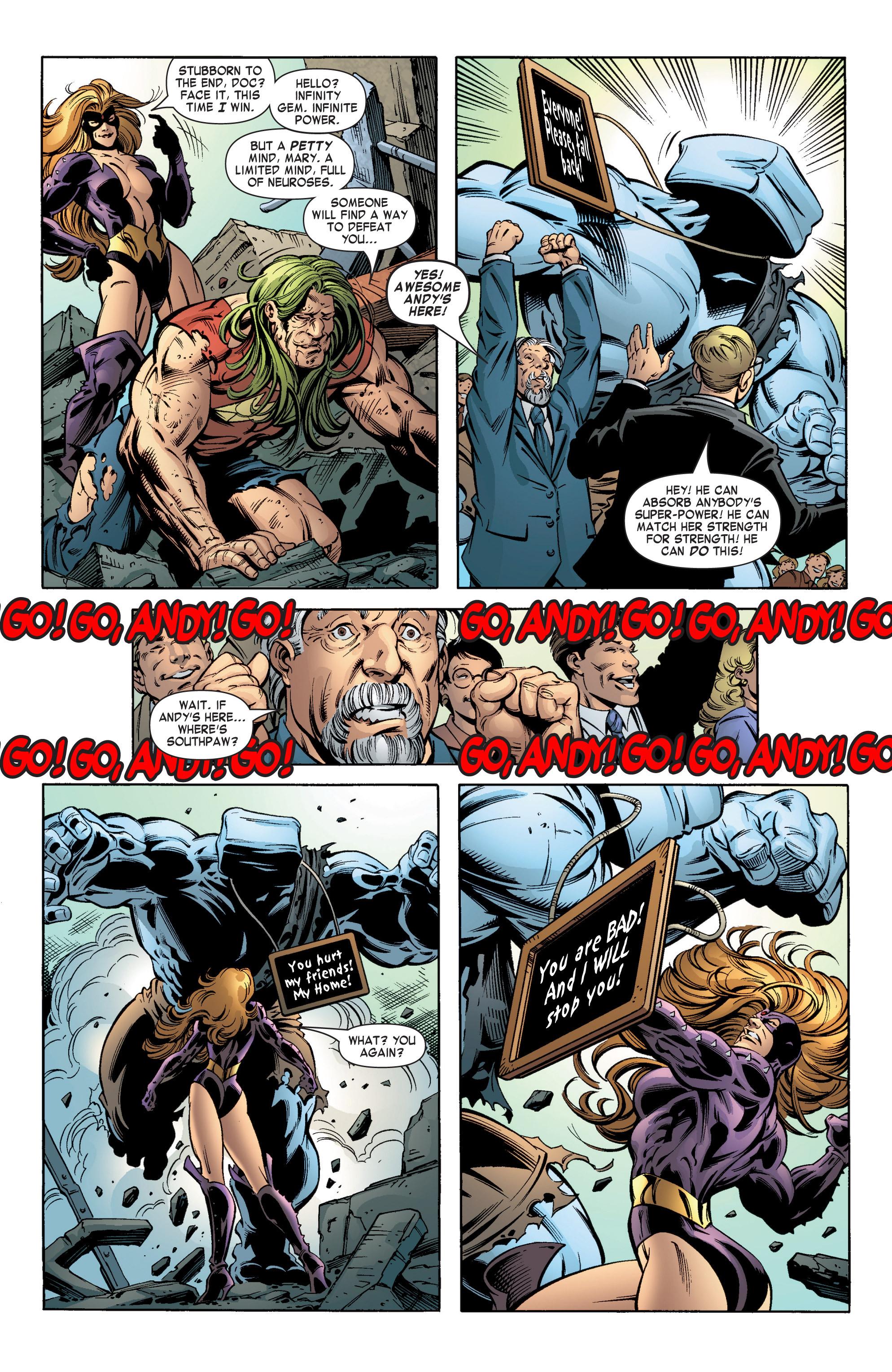 Read online She-Hulk (2004) comic -  Issue #12 - 11