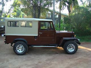 Mitsubishi Jeeps