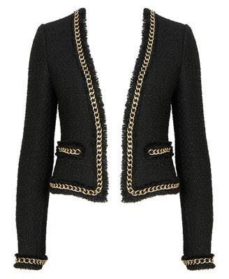 921221d53f4a fashion is my bff: want: Chanel-inspired blazer