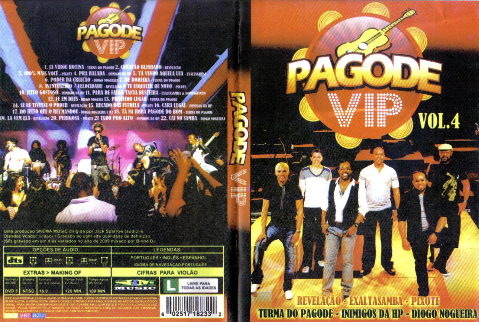 EXALTASAMBA DVD CD BAIXAR AUDIO 2010