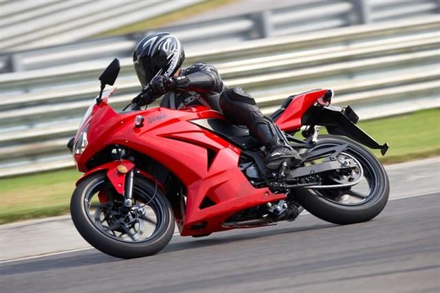 Kawasaki Ninja 250r Review International Motor Sport