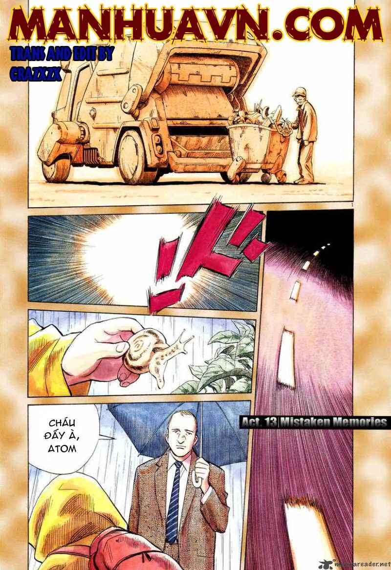 Pluto chapter 13 trang 2