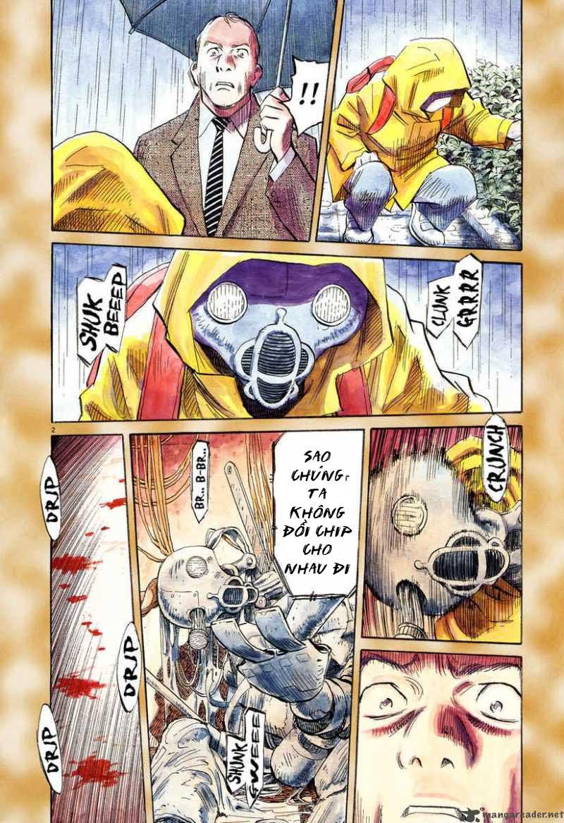 Pluto chapter 13 trang 3