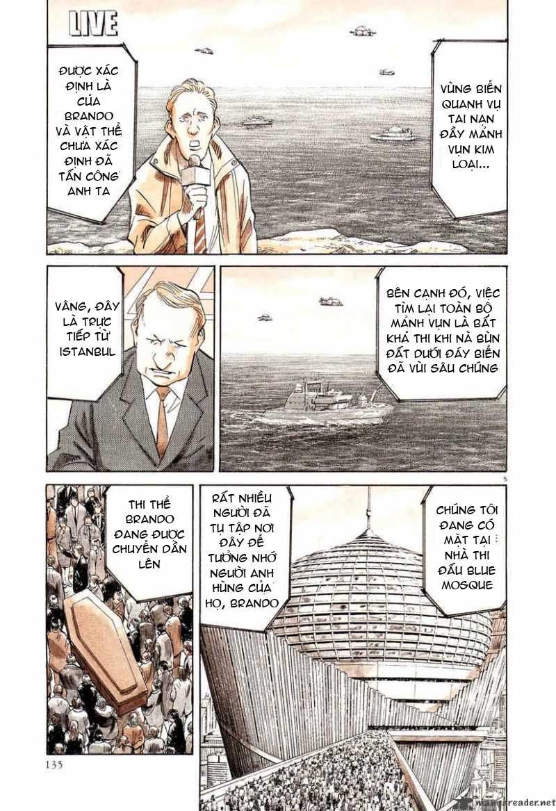 Pluto chapter 13 trang 6