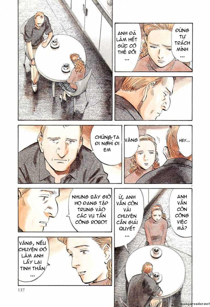 Pluto chapter 13 trang 8