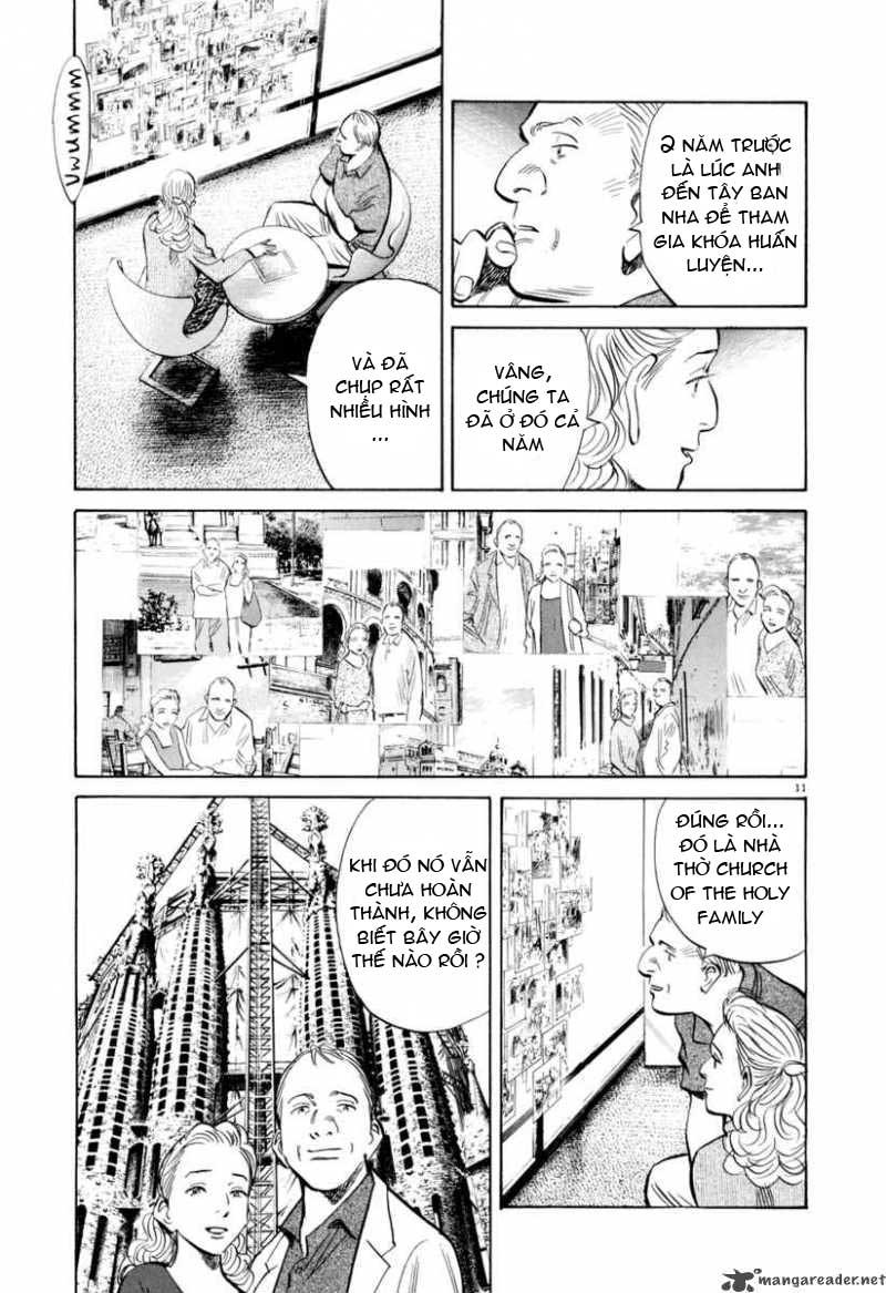 Pluto chapter 13 trang 12