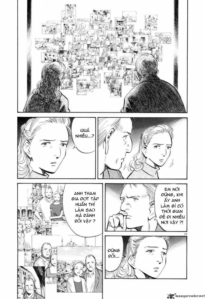 Pluto chapter 13 trang 14