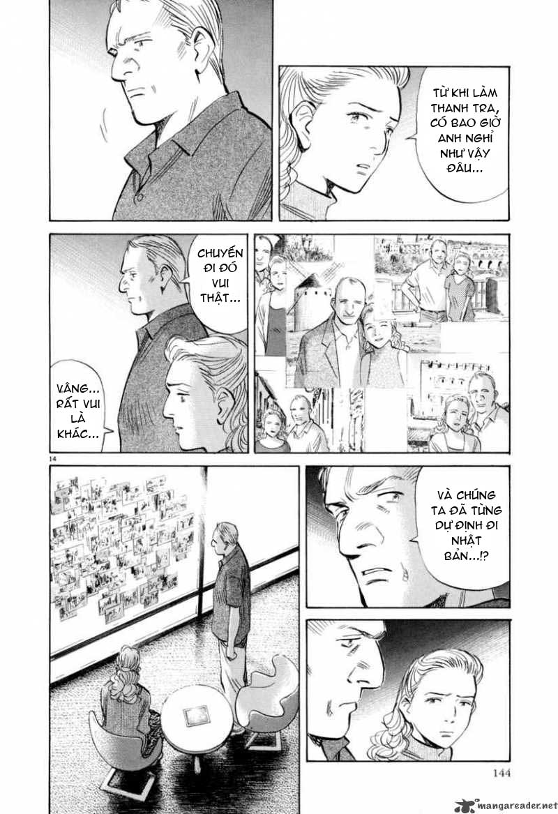 Pluto chapter 13 trang 15