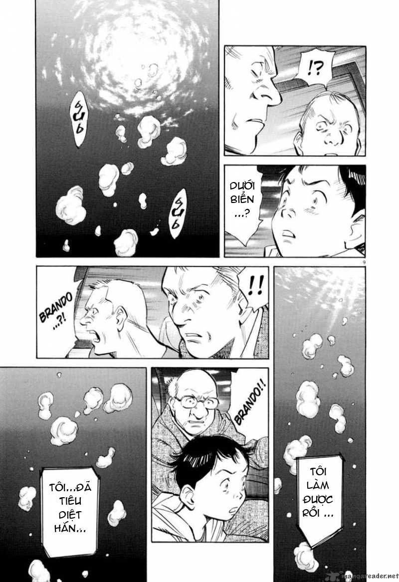 Pluto chapter 12 trang 10