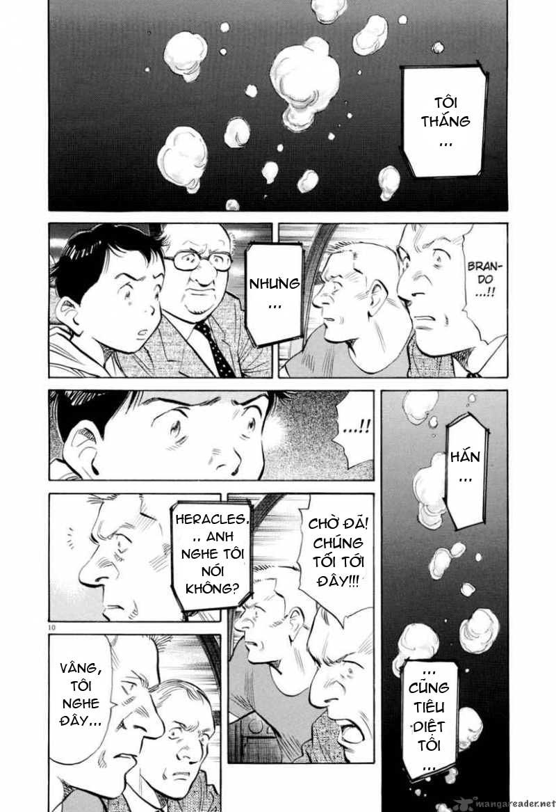 Pluto chapter 12 trang 11