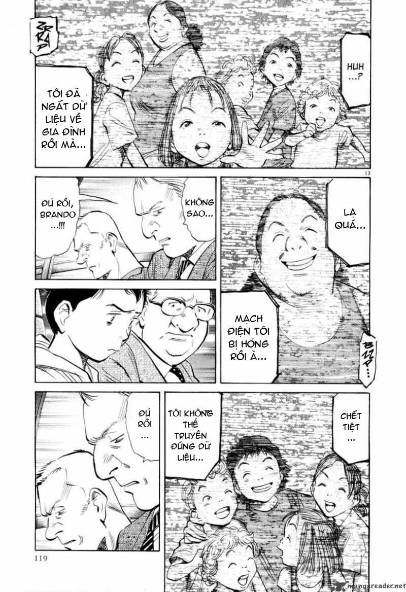 Pluto chapter 12 trang 14