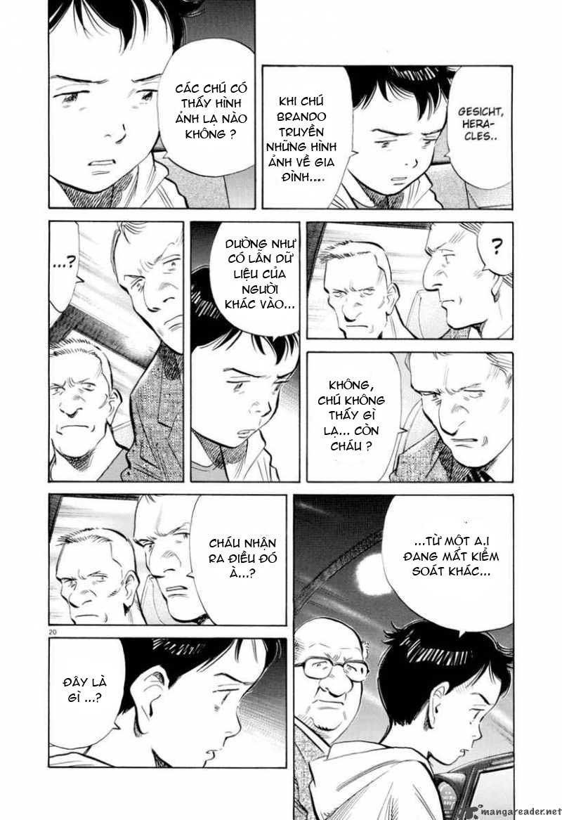 Pluto chapter 12 trang 21