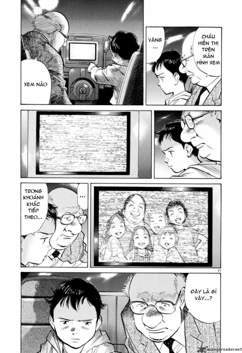 Pluto chapter 12 trang 22