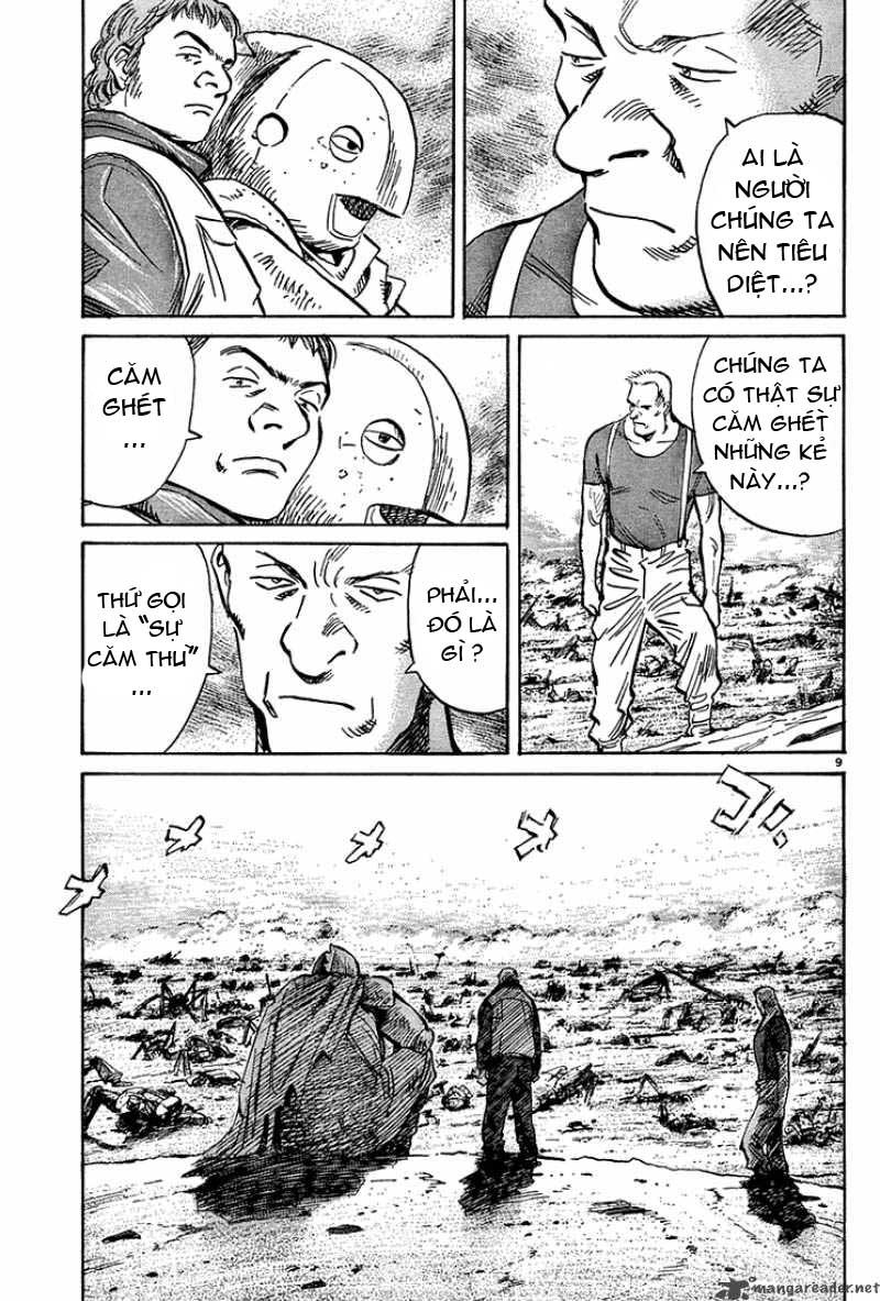 Pluto chapter 11 trang 9