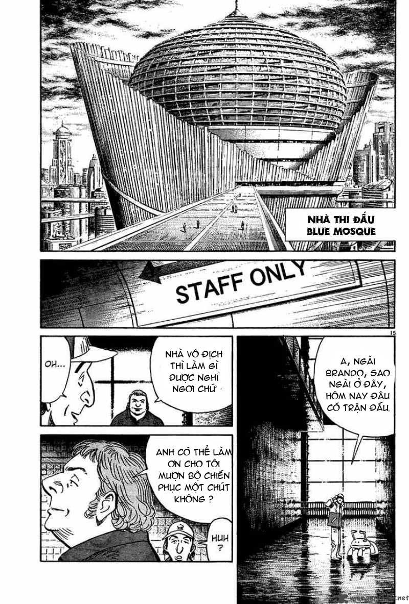 Pluto chapter 11 trang 15