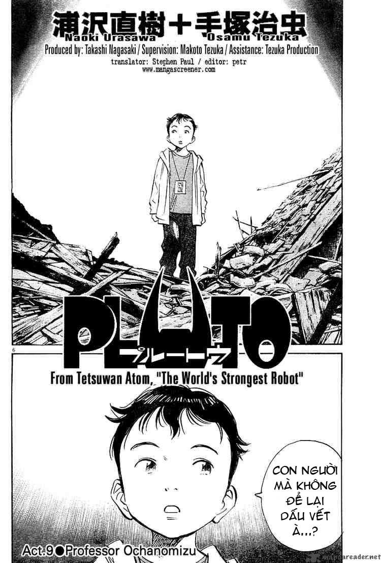 Pluto chapter 9 trang 7