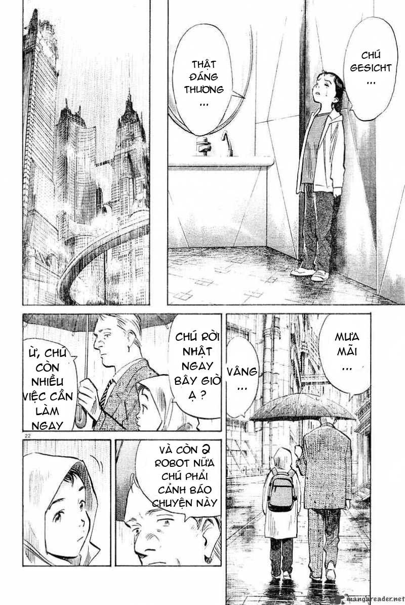 Pluto chapter 8 trang 22