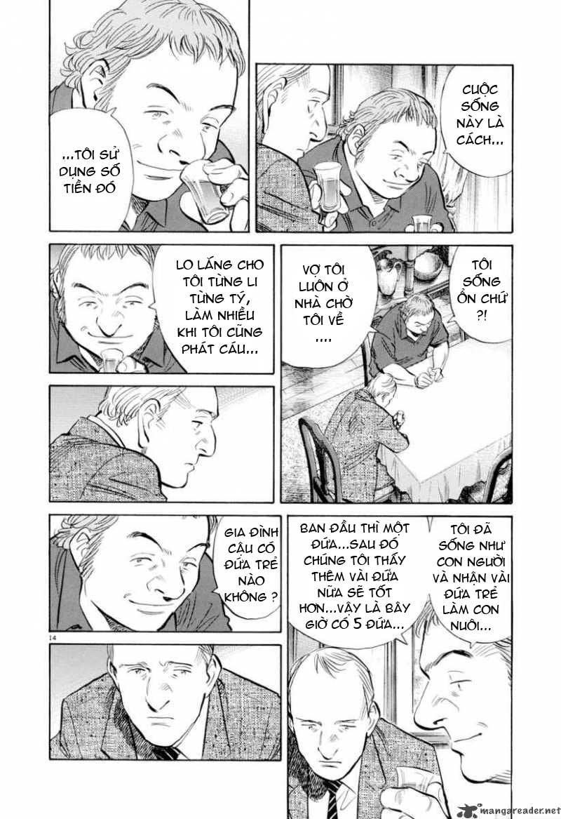 Pluto chapter 7 trang 15