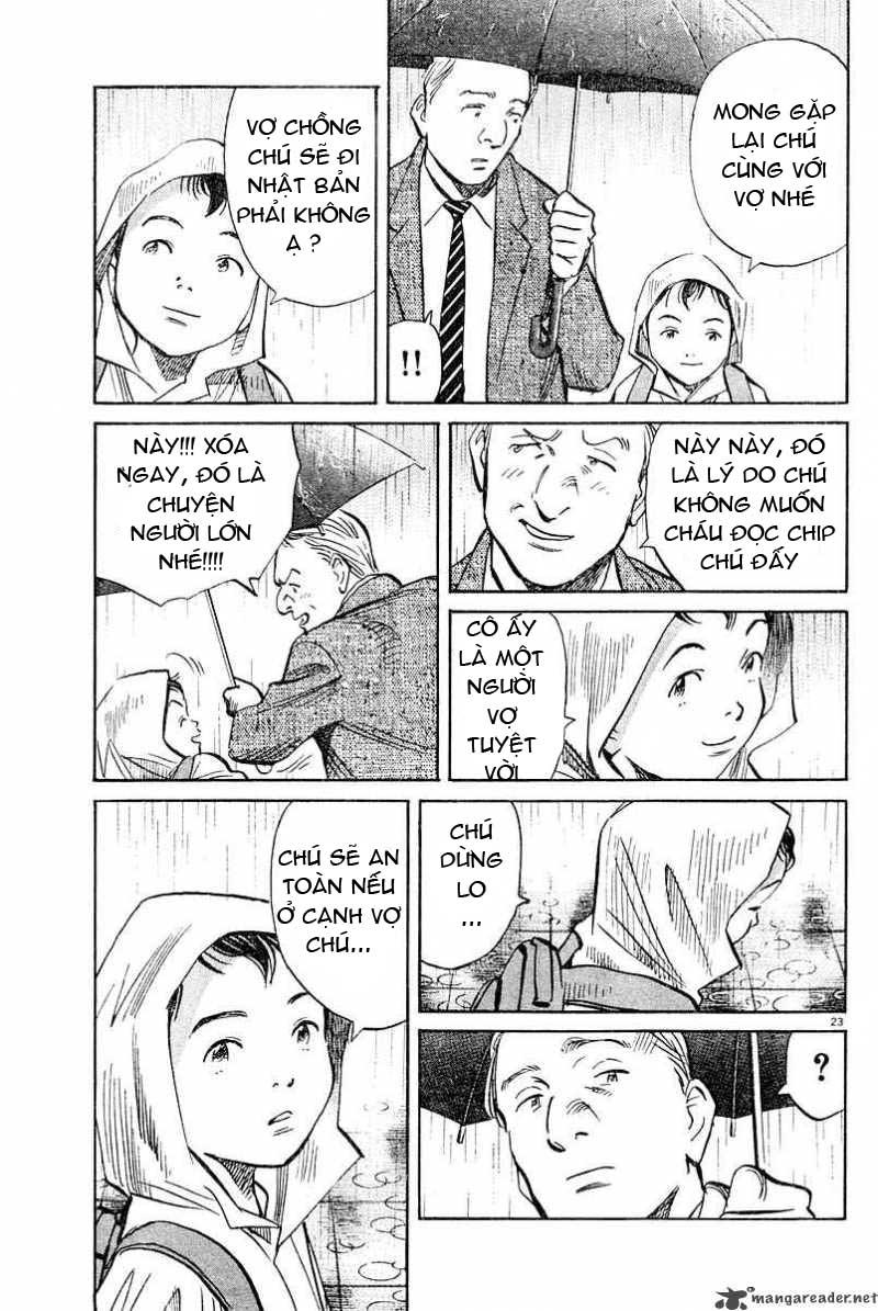 Pluto chapter 8 trang 23
