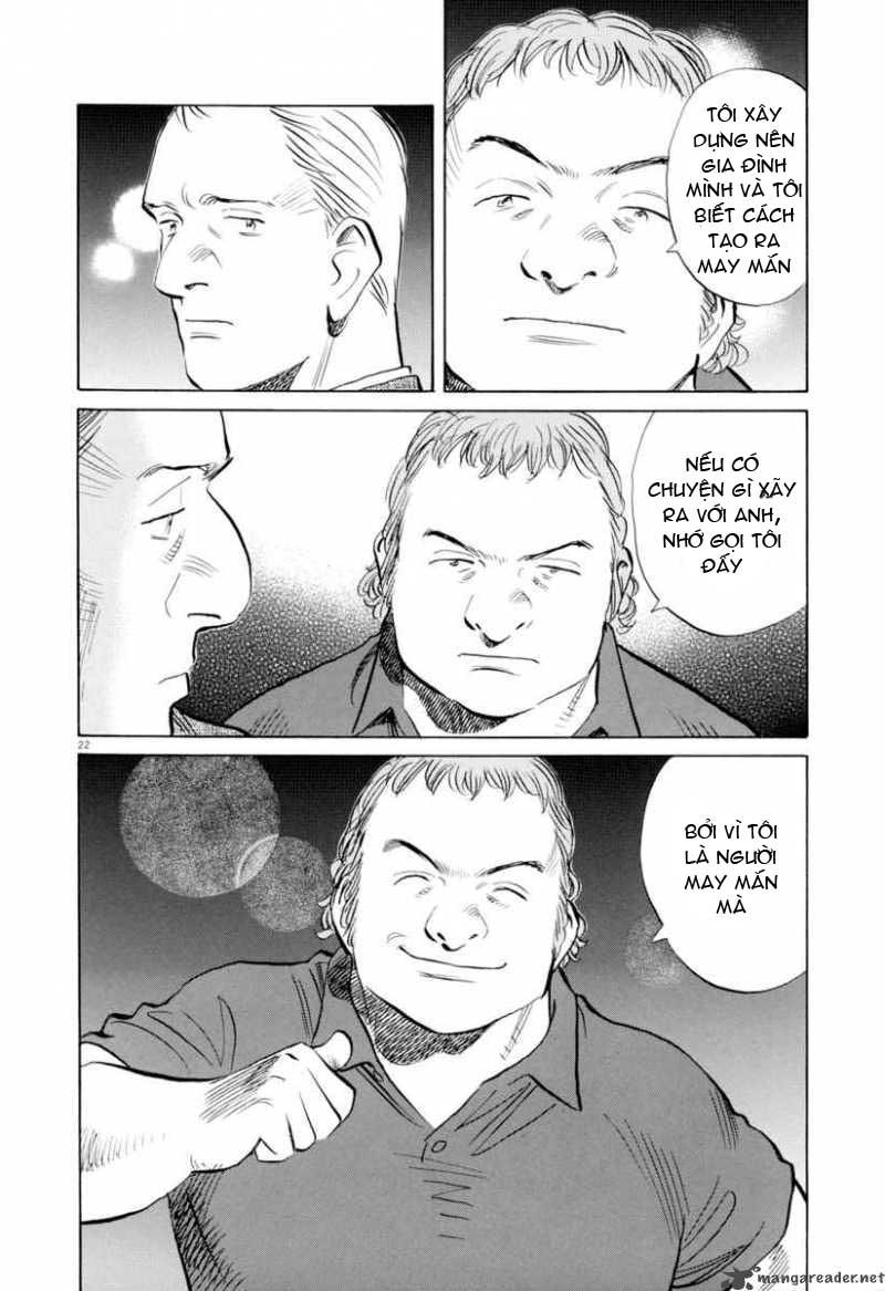 Pluto chapter 7 trang 23