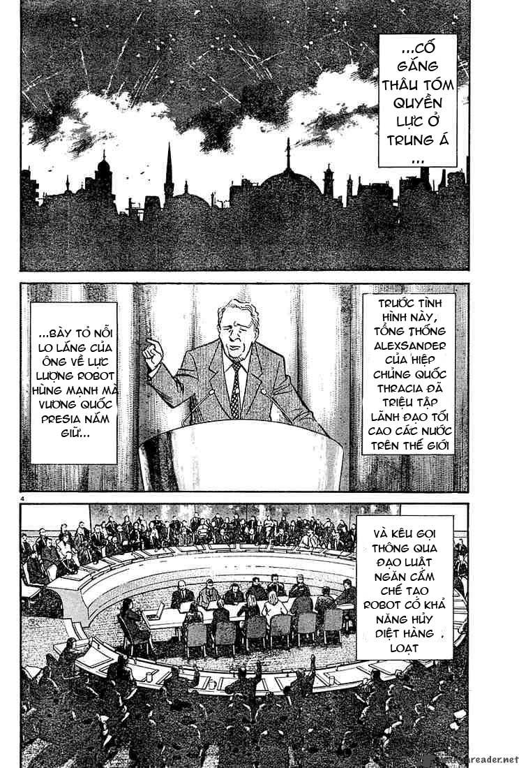 Pluto chapter 10 trang 5