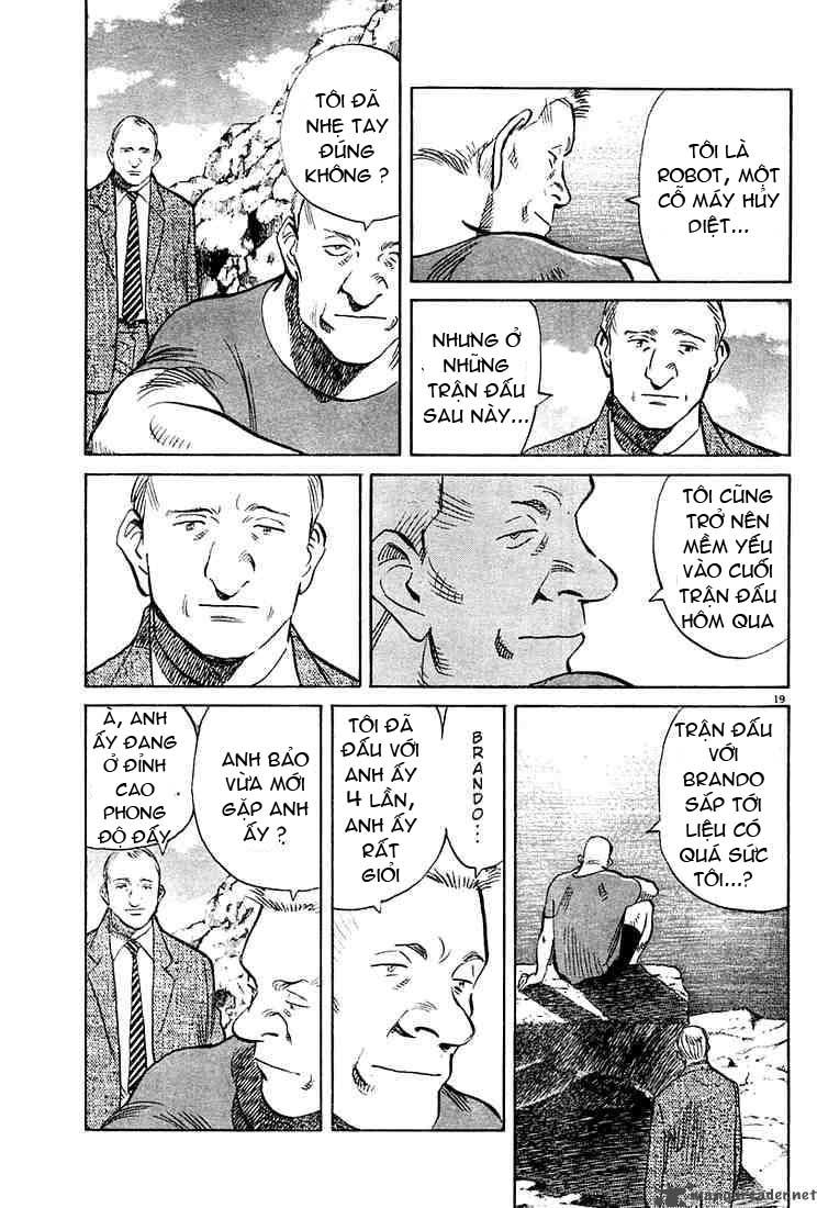 Pluto chapter 10 trang 19