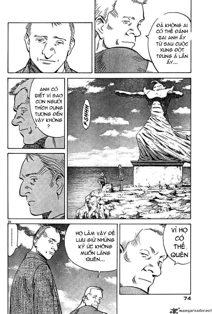 Pluto chapter 10 trang 20