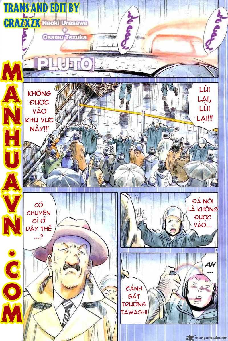 Pluto chapter 8 trang 1