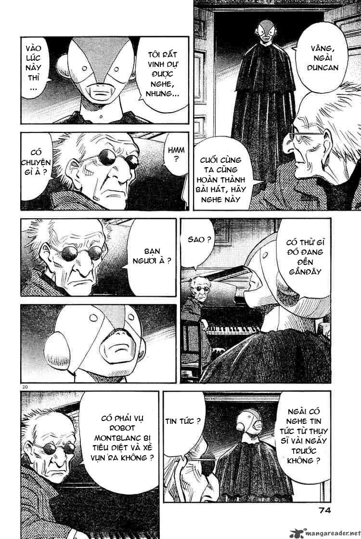 Pluto chapter 6 trang 21