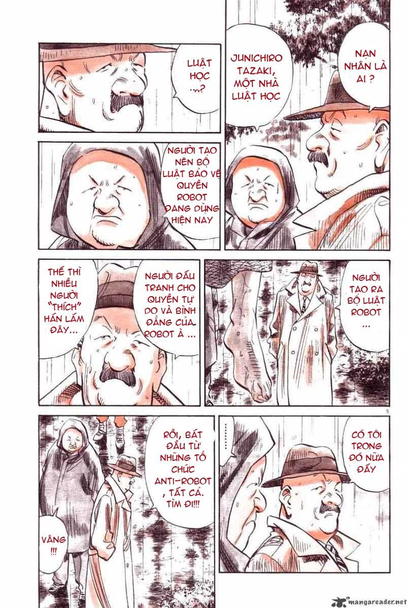 Pluto chapter 8 trang 5