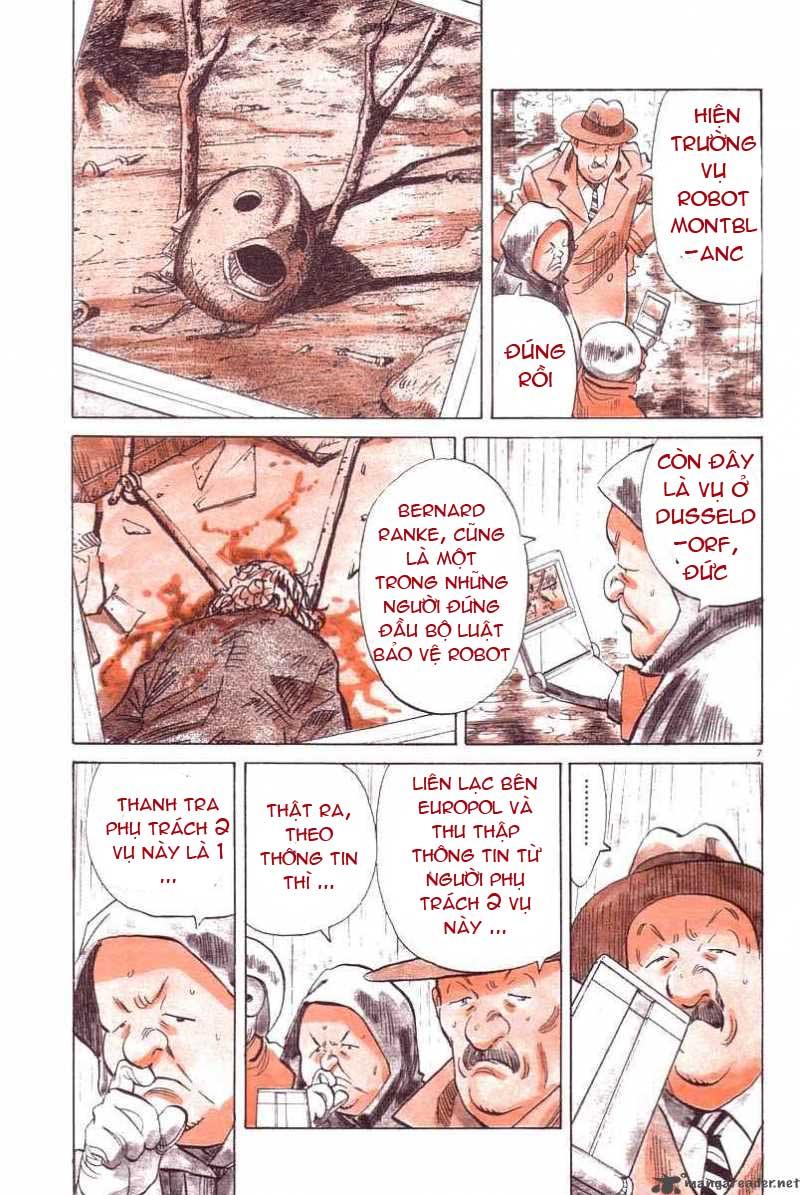 Pluto chapter 8 trang 7