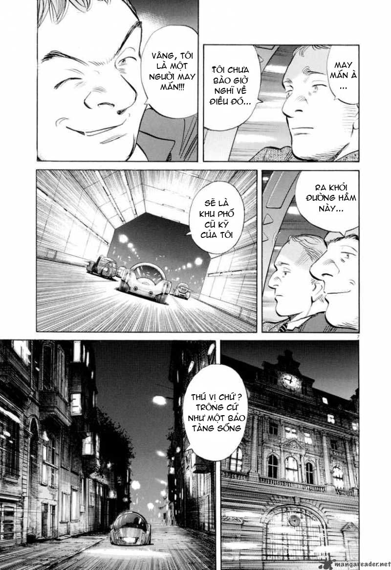 Pluto chapter 7 trang 8