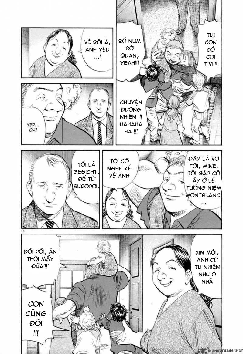 Pluto chapter 7 trang 11