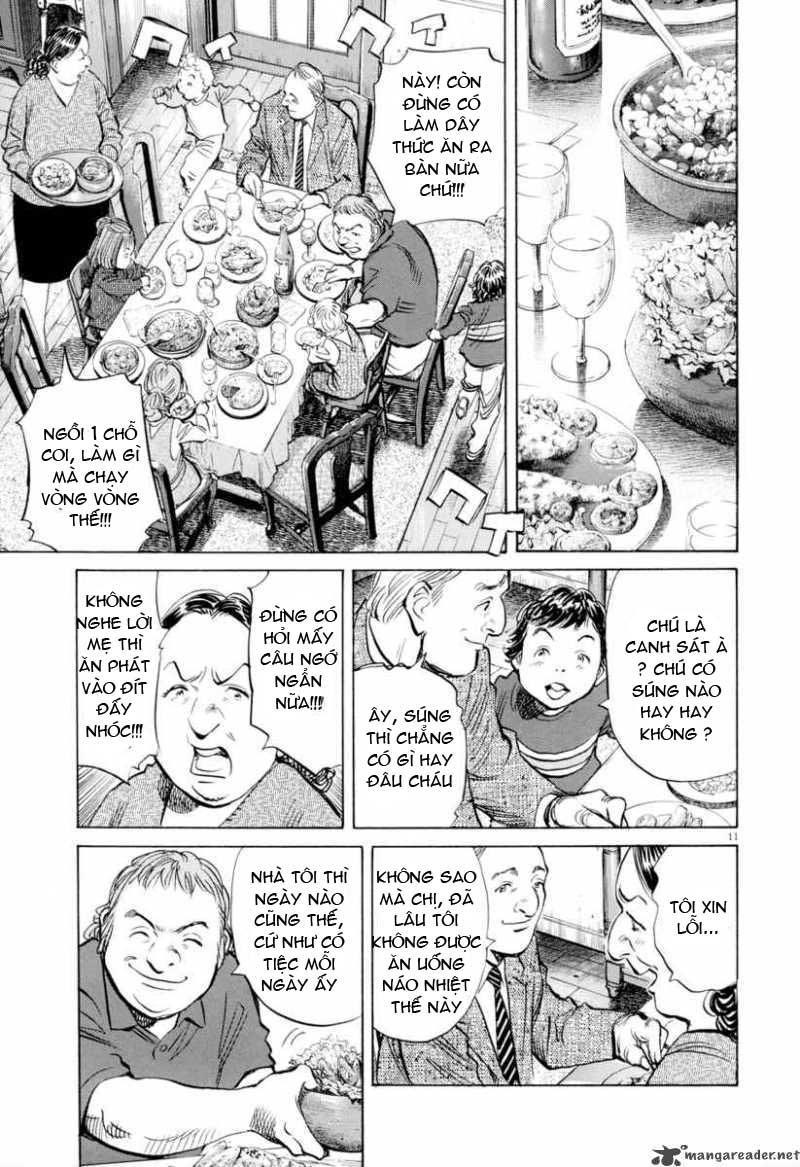 Pluto chapter 7 trang 12