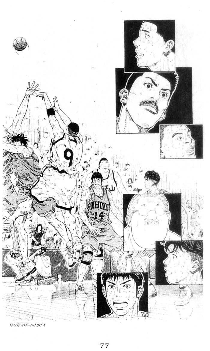 Slam Dunk chap 274 trang 18