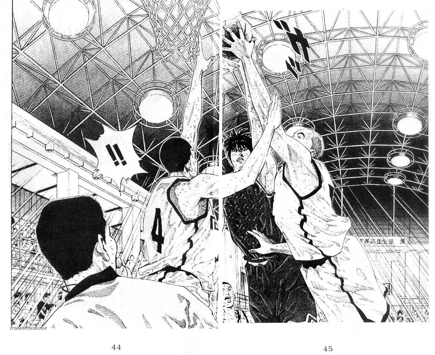 Slam Dunk chap 273 trang 13