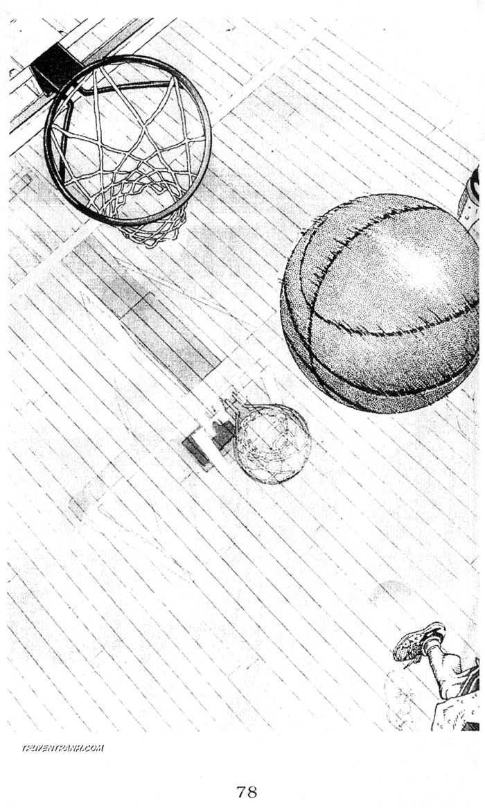 Slam Dunk chap 274 trang 19