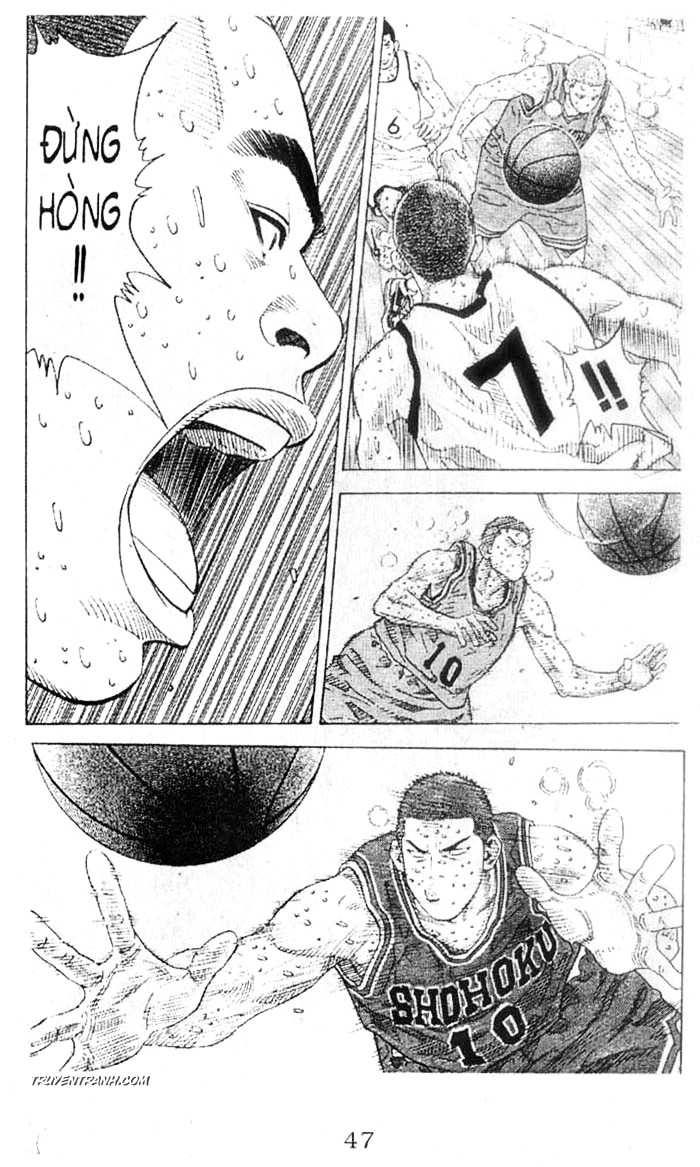 Slam Dunk chap 273 trang 15