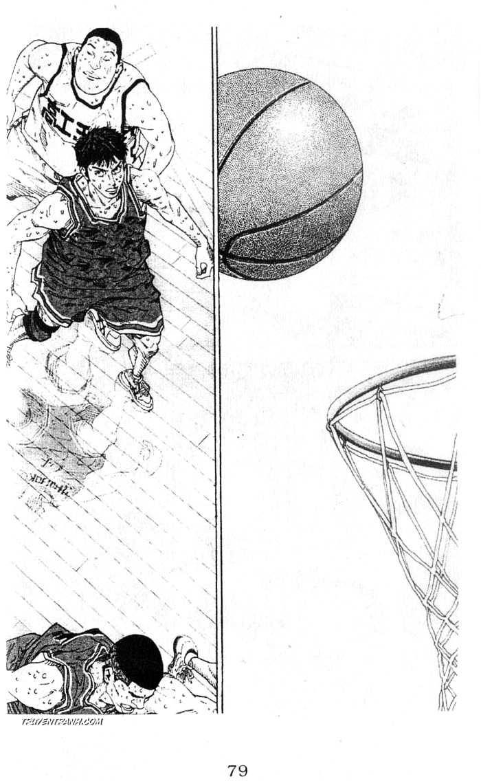 Slam Dunk chap 274 trang 20