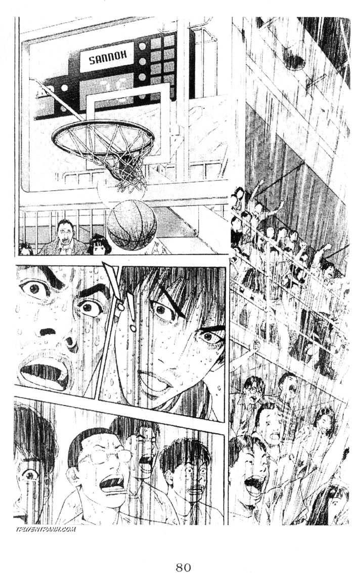 Slam Dunk chap 274 trang 21