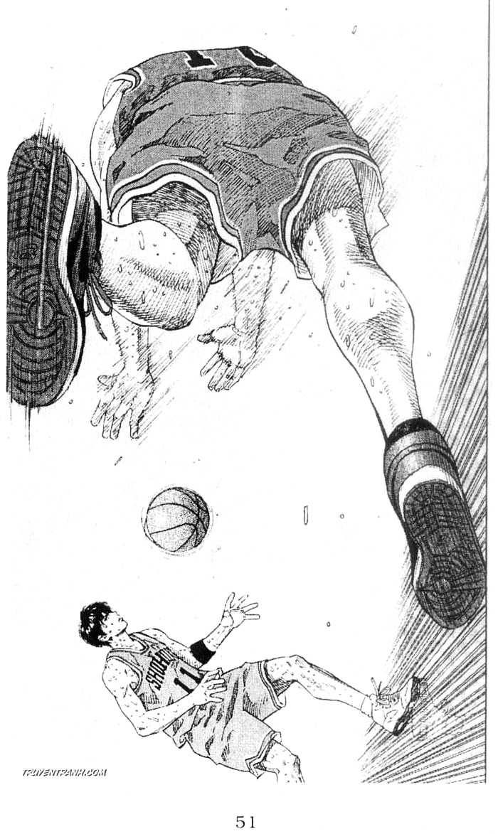 Slam Dunk chap 273 trang 19