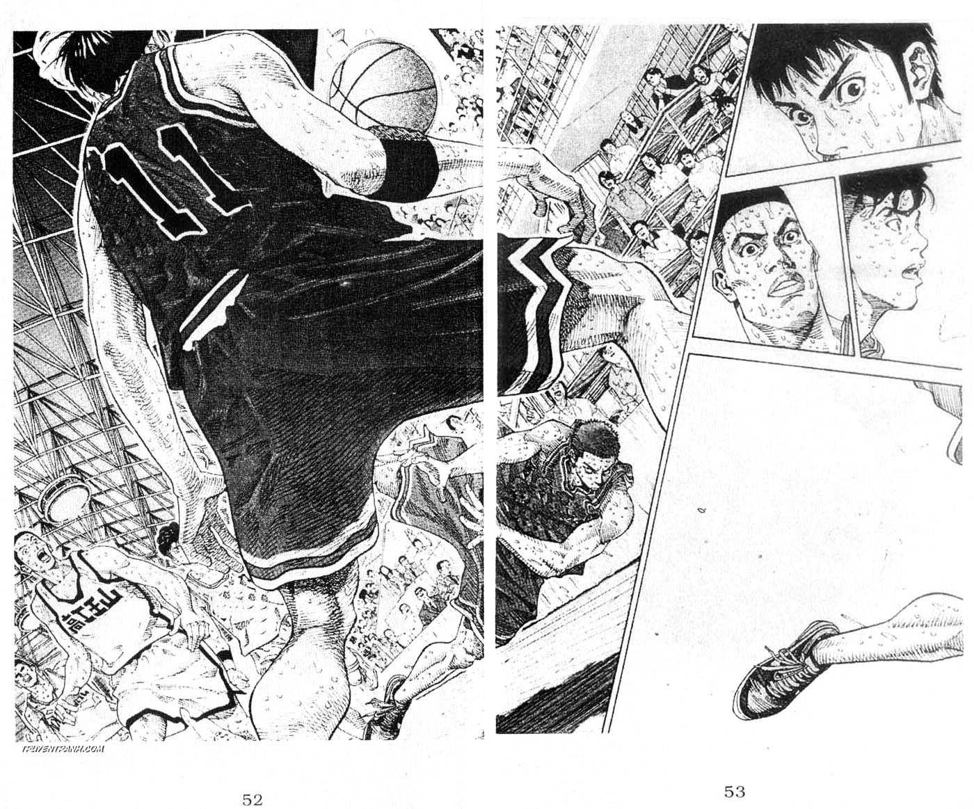 Slam Dunk chap 273 trang 20