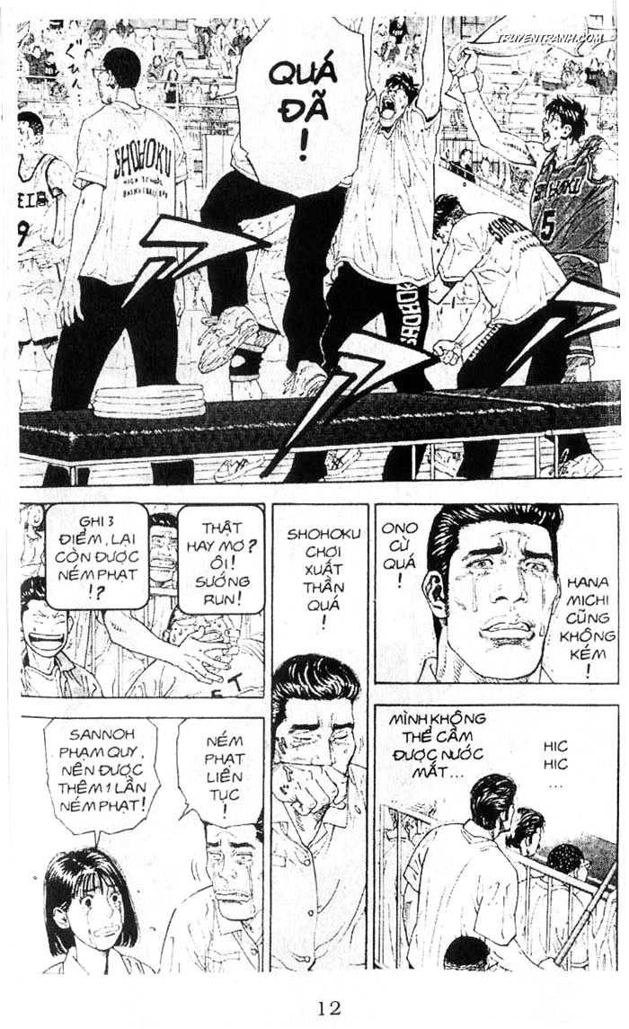 Slam Dunk chap 272 trang 6