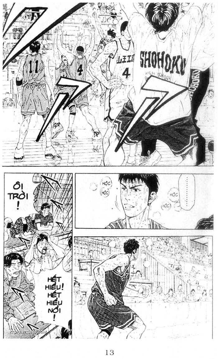 Slam Dunk chap 272 trang 7