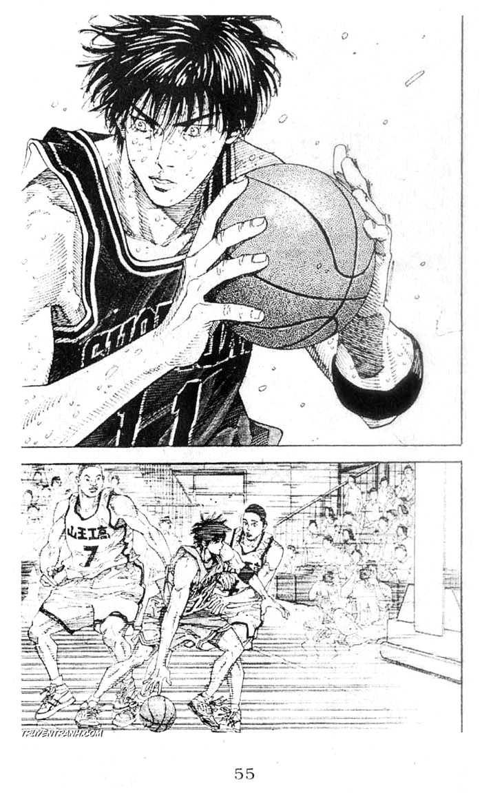 Slam Dunk chap 273 trang 22