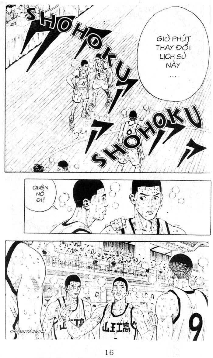 Slam Dunk chap 272 trang 9
