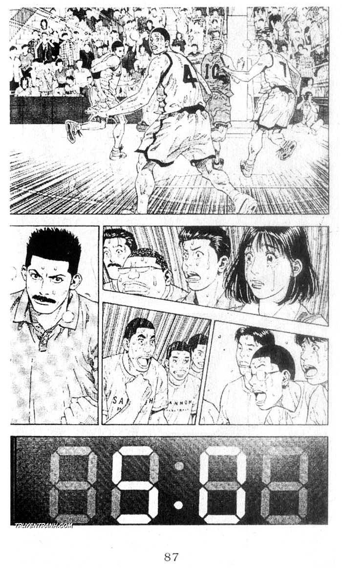 Slam Dunk chap 275 trang 3